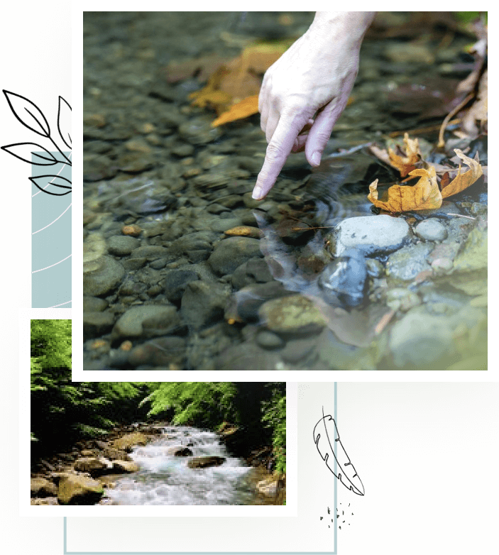 finger-touching-river-collage